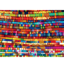 EuroGraphics Puzzle Peruvian Blankets (1000 pièces)