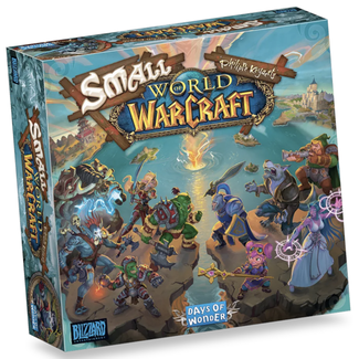 Days of Wonder Small World of Warcraft [français]