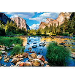 EuroGraphics Puzzle Yosemite National Park - California (1000 pièces)