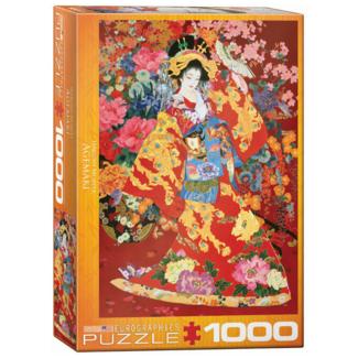 EuroGraphics Puzzle Agemaki (1000 pieces)