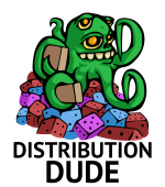 Logo Distribution Dude