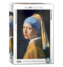 EuroGraphics Puzzle Girl with the Pearl Earring (1000 pièces)