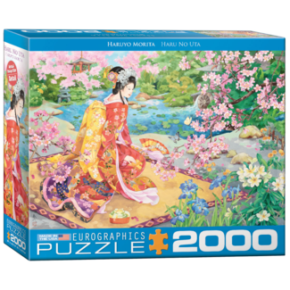 EuroGraphics Puzzle Haru No Uta (2000 pieces)