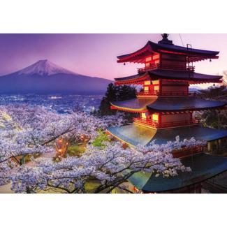 Educa Mont Fuji, Japon (2000 pièces)