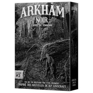 EDGE Arkham Noir - L'appel du tonnerre - Affaire #2  [français]