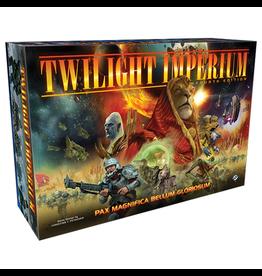Fantasy Flight Games Twilight Imperium (4th Edition) [anglais] ***Copie endommagée - 001***