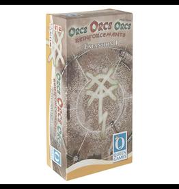Queen Games Orcs Orcs Orcs : Reinforcements - Expansion 1 [multilingue]