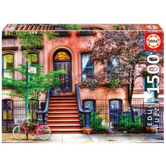Educa Greenwich Village, New York (1500 pièces)