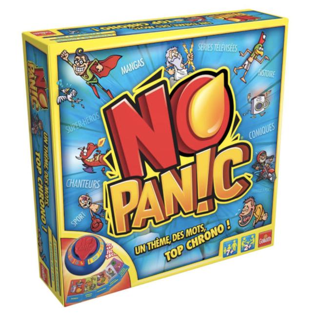 Goliath No Panic - Family [français]