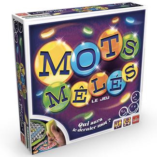 Goliath Mots Mêlés [French]