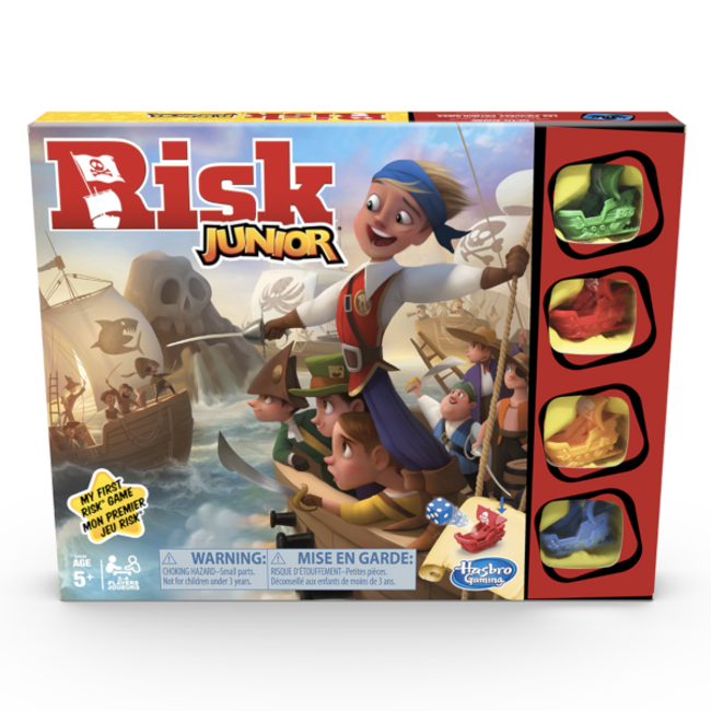 hasbro Risk - Junior [Multi]