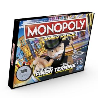 hasbro Monopoly - Speed [Multi]