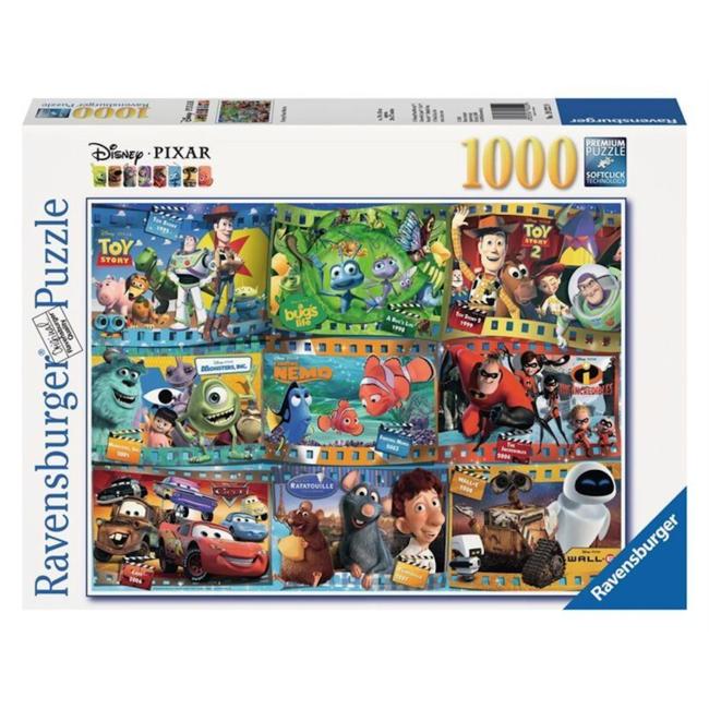 Ravensburger Disney-Pixar - Movies (1000 pieces)
