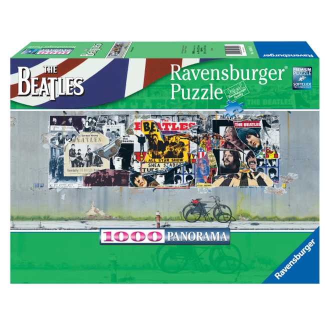 Ravensburger Mur d'anthologie - panoramique (1000 pièces)