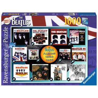 Ravensburger Beatles: Albums 1964-67 (1000 pieces)
