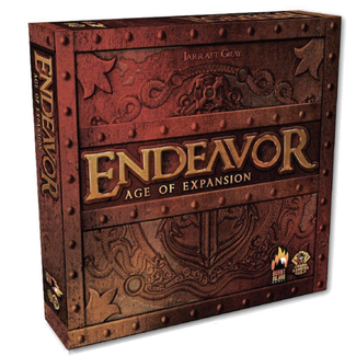 Burnt Island Games Endeavor : Age of Expension [anglais]