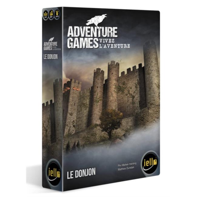 Iello Adventure Games (1) - Le Donjon [French]
