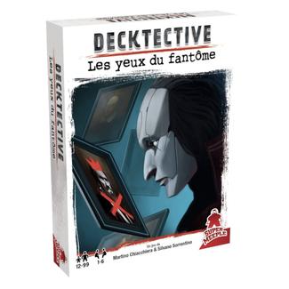 Super Meeple Decktective (2) - Les yeux du fantôme [French]