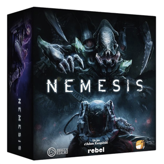 Funforge Nemesis [French]