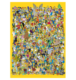 USAopoly Simpsons (1000 pièces)