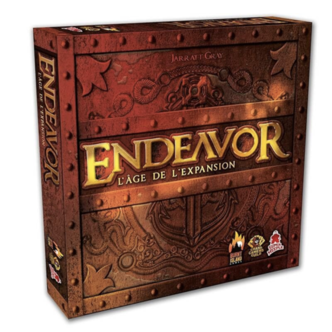 Super Meeple Endeavor : L'Âge de l'expansion [French]