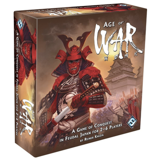 Fantasy Flight Games Age of War [anglais]
