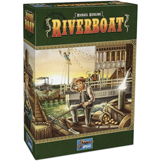 Lookout Games Riverboat [English]