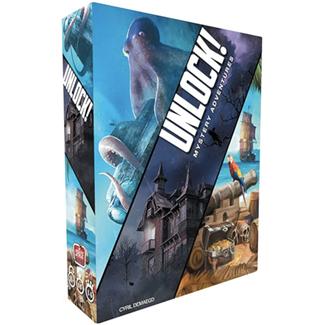 Space Cowboys Unlock ! (2) - Mystery Adventures [English]
