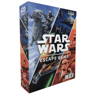 Space Cowboys Star Wars - Escape Game (un jeu Unlock!) [French]