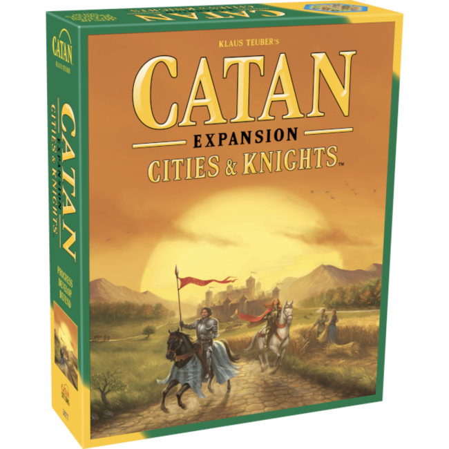 Catan Studio Catan : Cities & Knights [anglais]