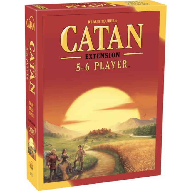 Catan Studio Catan : 5-6 Player [anglais]