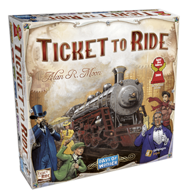 Days of Wonder Ticket to Ride [anglais]