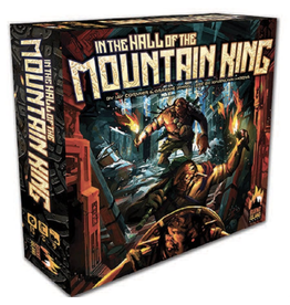 Burnt Island Games In the Hall of the Mountain King [anglais]