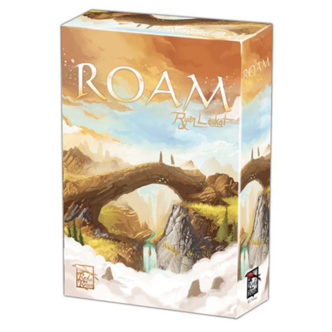 Red Raven Games Roam [anglais]