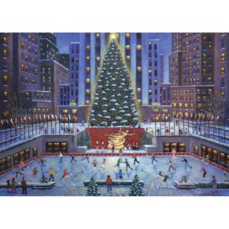 Ravensburger Noël à New York (1000 pieces)
