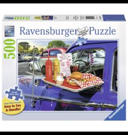 Ravensburger Route 66 (500 pièces)