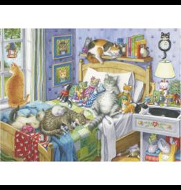 Ravensburger Le somme des chats (500 pièces)