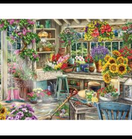 Ravensburger Le paradis du jardinier (2000 pièces)
