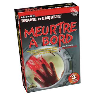 Gladius Drame et enquête - Meurtre à bord [French]