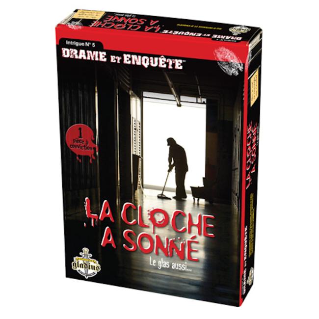 Gladius Drame et enquête - La cloche a sonné [French]