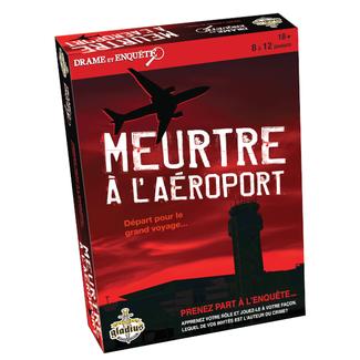 Gladius Drame et enquête - Meurtre à l'aéroport [French]