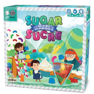 Gladius La fabrique à sucre [Multi]