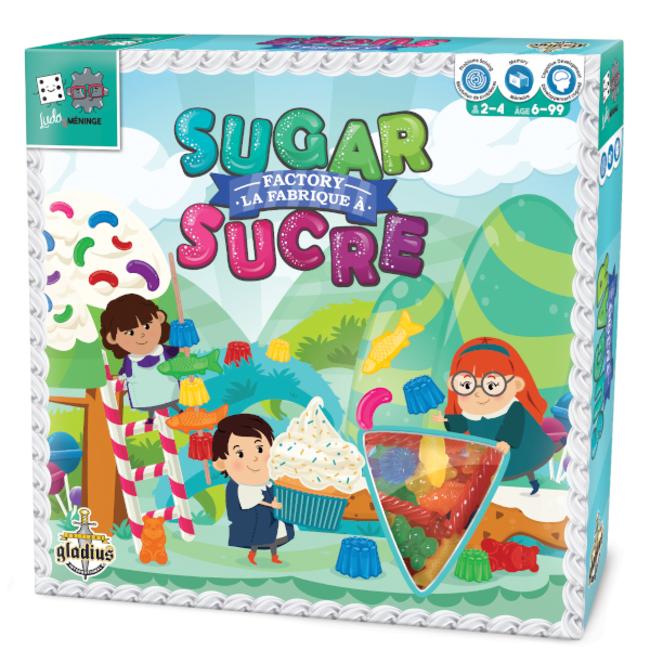 Gladius Fabrique à sucre (la) [multilingue]
