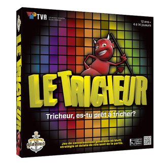 Gladius Tricheur (le) [French]