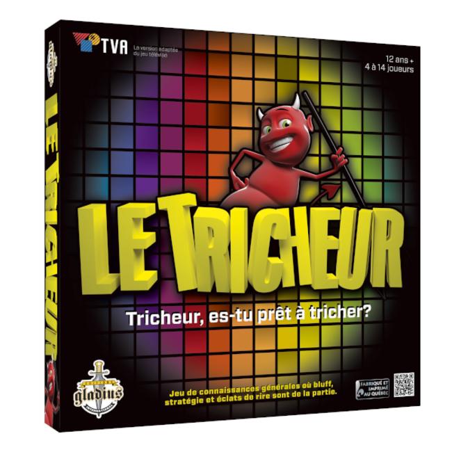 Gladius Tricheur (le) [français]