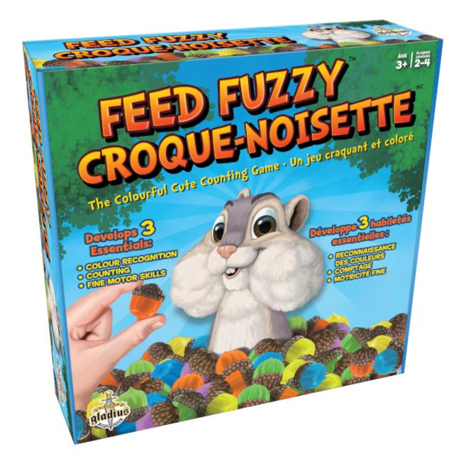 Gladius Croque-noisette  [multilingue]
