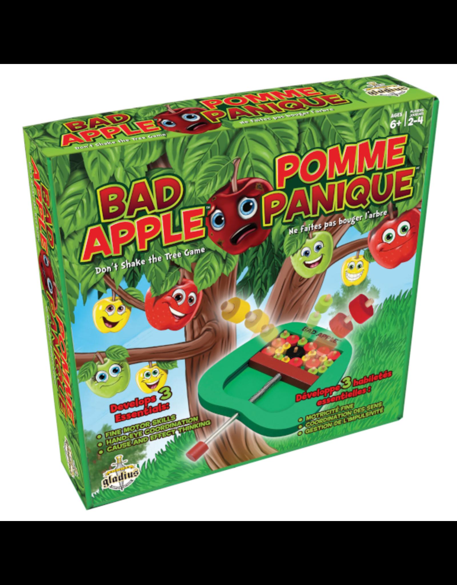 Gladius Pomme panique  [multilingue]