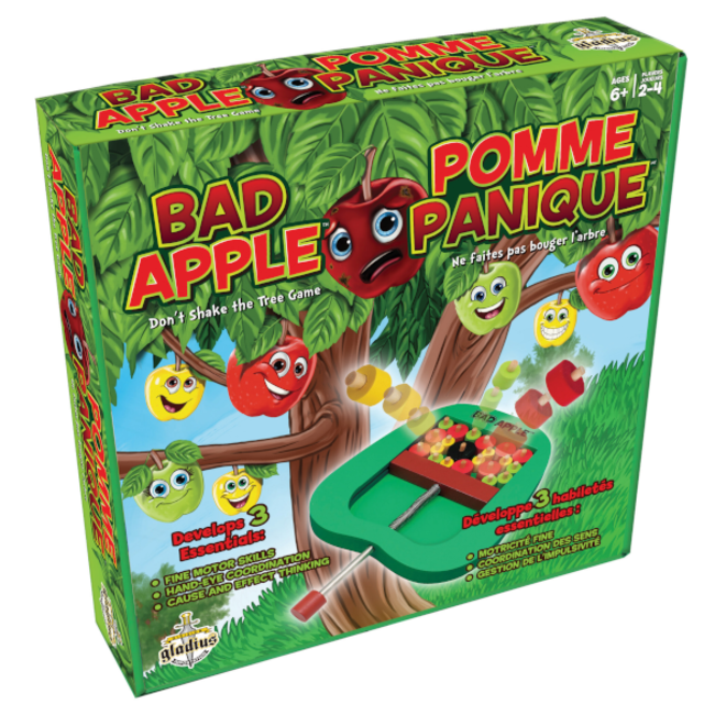 Gladius Pomme panique  [Multi]