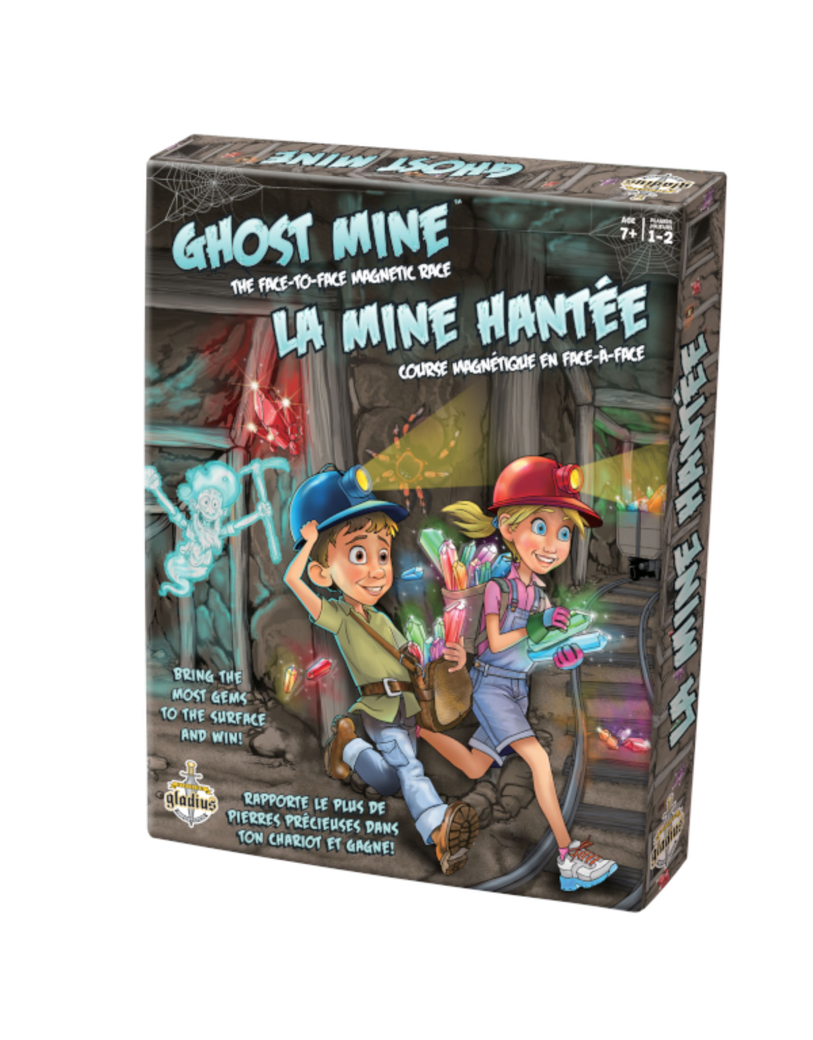 Gladius La mine hantée [multilingue]
