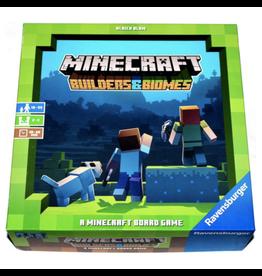 Ravensburger Minecraft - Builders & Biomes [multilingue] ***Copie endommagée - 001***